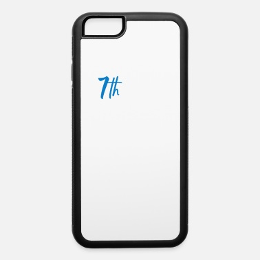 Anniversary 7th anniversary - iPhone 6/6s Rubber Case