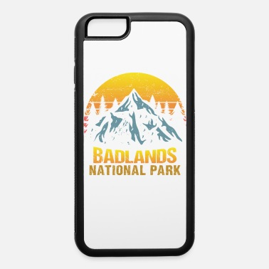 National Park Badlands National Park - iPhone 6 Case
