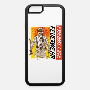Tribute Volunteer Fire Department - Beautiful Firefighter - iPhone 6 Case