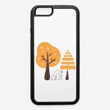 Autumn Autumn deer - iPhone 6 Case