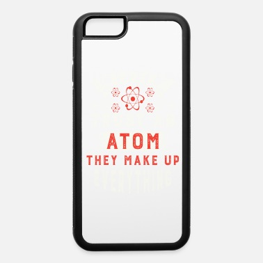 Scientology Science - Never trust an atom they make up - iPhone 6 Case