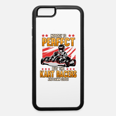 Racer racing kart go race karting motorsport racer - iPhone 6 Case