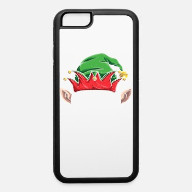 Witty I'm the Witty Elf T Shirt Christmas Family - iPhone 6/6s Rubber Case