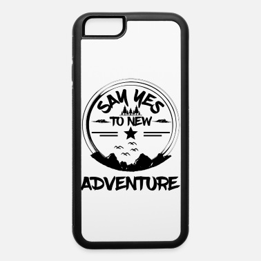 Mountains Mountain Mountain Mountaineering Hiking Gift - iPhone 6 Case