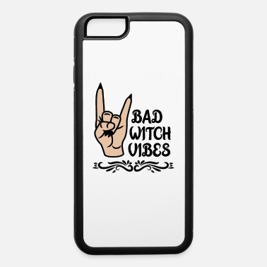 Witches Costume Bad Witch Costume - iPhone 6 Case