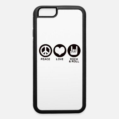 Fries Fork Rock And Roll French Fries Fork - iPhone 6 Case