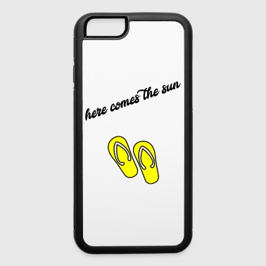 sand and sun - iPhone 6/6s Rubber Case