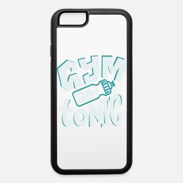 Funny Crossfit Crossfit tonic funny - iPhone 6 Case