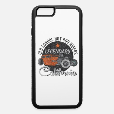 Vehicles VINTAGE HOT ROD - iPhone 6 Case