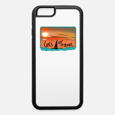 Time Travel time travel - iPhone 6 Case