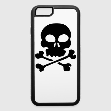 Skull And Crossbones - iPhone 6/6s Rubber Case