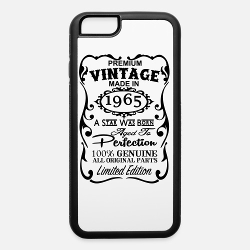 52nd Birthday T Ideas For Men And Women Unique Iphone 7 8 Case