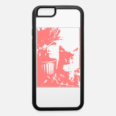 Gato Gato love - iPhone 6 Case