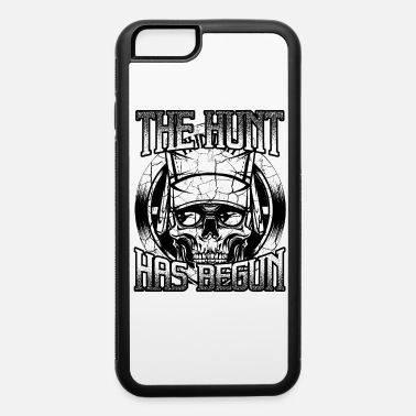 Wildlife Cool Hunter's Skull Deer Hunting Wildlife Forest - iPhone 6 Case