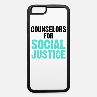 Masks Social Justice Gifts Counselors for Social - iPhone 6 Case