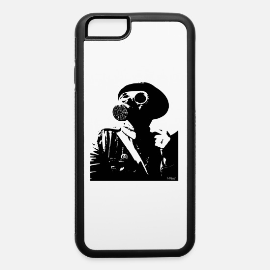 New iPhone Cases - Soldier - iPhone 6 Case white/black