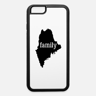 Bar Harbor Maine Cool Gift Family State Shirt Dark - iPhone 6 Case