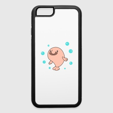 Funny Blobfish Perfect for Fish Lovers Blob blob - iPhone 6/6s Rubber Case