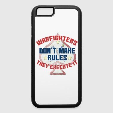 Dream Plan Execute Tshirt Design Warfighters - iPhone 6/6s Rubber Case