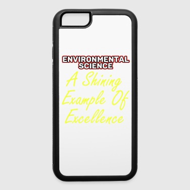 People Empowerment Excellence Tshirt Design Tested for excellence - iPhone 6/6s Rubber Case