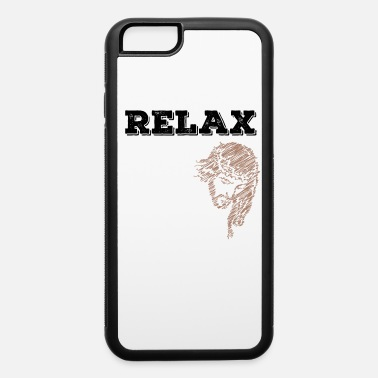 God Relax, Jesus got this tee design for religious - iPhone 6/6s Rubber Case