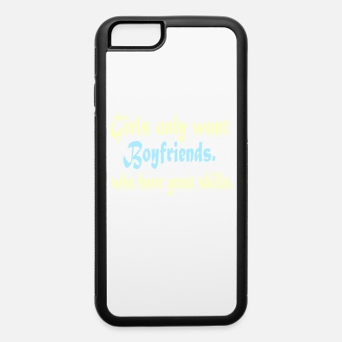 Fine Funny Do You Have The Skills To Survive? People - iPhone 6/6s Rubber Case