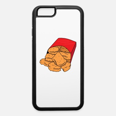Nugget Chicken Nugget Lovers Nug Life Love Nuggs Gift - iPhone 6 Case