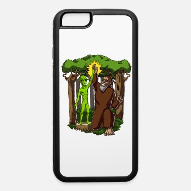 Bigfoot Alien Bigfoot Conspiracy - iPhone 6 Case