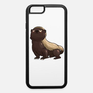 B Day Honey Lovers Badgers Funny and Cute Gift - iPhone 6 Case