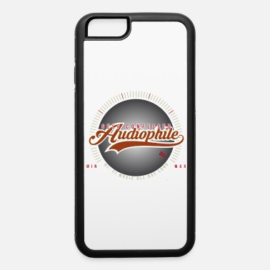 Hifi Audiophile Volume Control Vintage Hifi Speaker - iPhone 6 Case