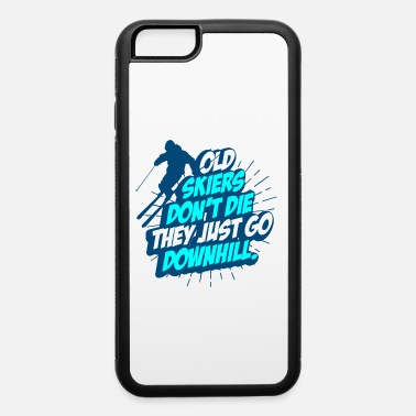 Ski Resort Ski - iPhone 6 Case