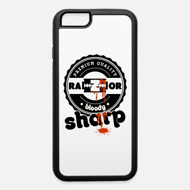 Bloody Razor Sharp Premium Quality bloody damn Blade - iPhone 6 Case