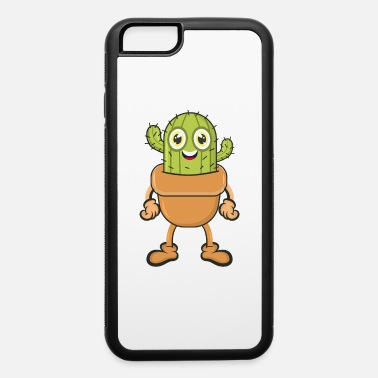 Cactus Cartoon Cactus Comic - iPhone 6 Case