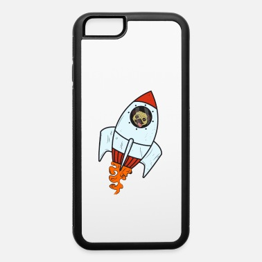 Dog Rocket Astronaut Space Paw Pet - iPhone 6 Case