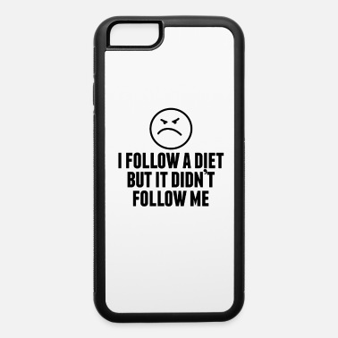 Diet Diet - iPhone 6 Case