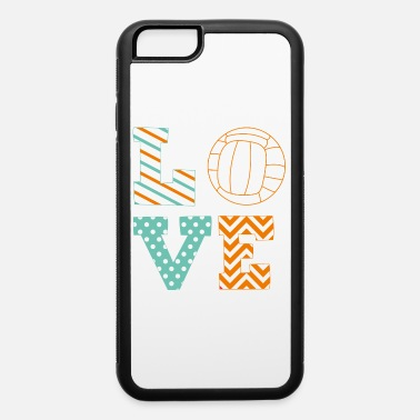 Volleyball Setter volleyball - iPhone 6/6s Rubber Case