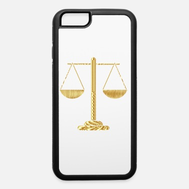 Justice-authority justice - iPhone 6 Case