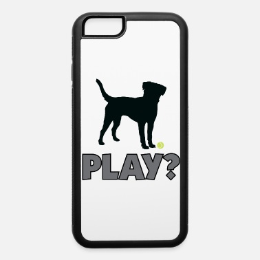 Golden Retriever Tennis Ball Pup Play Puppy Play - iPhone 6 Case
