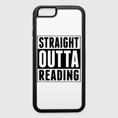 straight outta reading - iPhone 6/6s Rubber Case