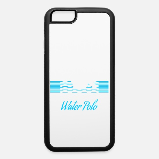Ball iPhone Cases - water sports - iPhone 6 Case white/black