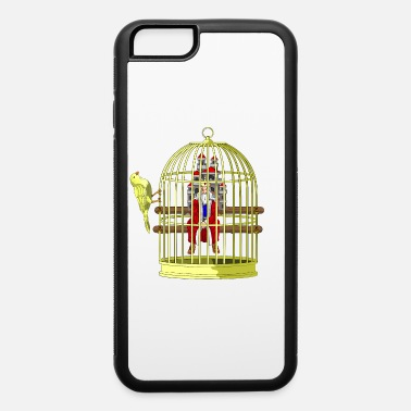 Interpreter CAGED KING - RULER IN A GOLDEN CAGE - iPhone 6 Case