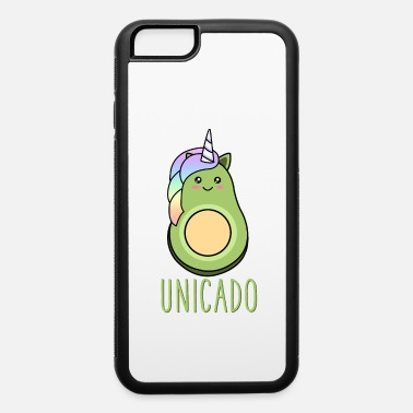 Cute Funny Avocado Unicorn Unicado Magical - iPhone 6 Case