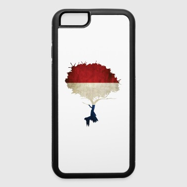 Netherlands Amsterdam Rotterdam Holland - iPhone 6/6s Rubber Case