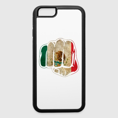 Mexico Fist - iPhone 6/6s Rubber Case
