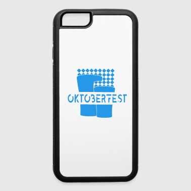 Tradition Oktoberfest in Bavaria Munich Germany - iPhone 6/6s Rubber Case