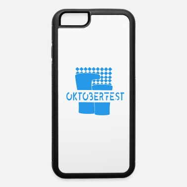Beer Oktoberfest in Bavaria Munich Germany - iPhone 6/6s Rubber Case