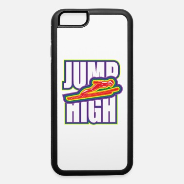 Ski Jumping Ski Jumping - iPhone 6/6s Rubber Case