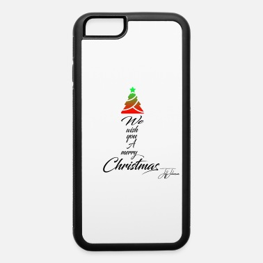 King Christmas X-Mas XMAS xmas Christmas Present gift - iPhone 6/6s Rubber Case