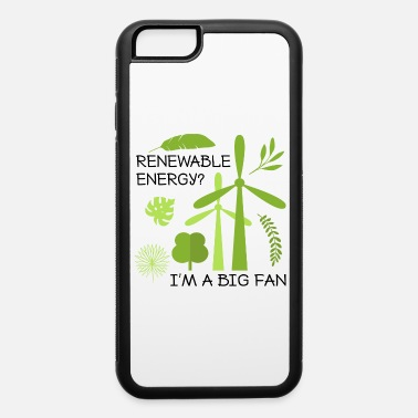 Planet Green Energy Planet Present Earth - iPhone 6 Case