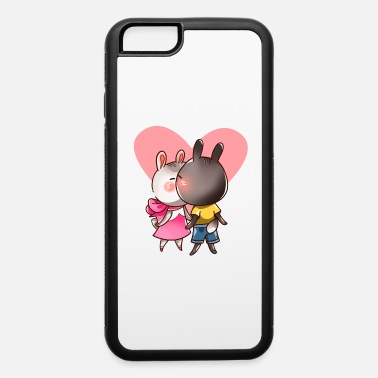 Couple The loving couple in love - iPhone 6 Case